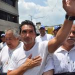 Richard Mardo denunció la detención arbitraria de seis jóven...