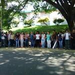David Viana: Estudiantes exigen liberación de nueve compañer...