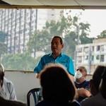 Tomás Guanipa moviliza a los caraqueños olvidados en La Past...